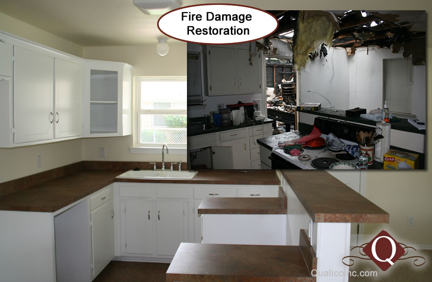 Construction Contractor / Remodel / Fire Restoration / Water Restoration